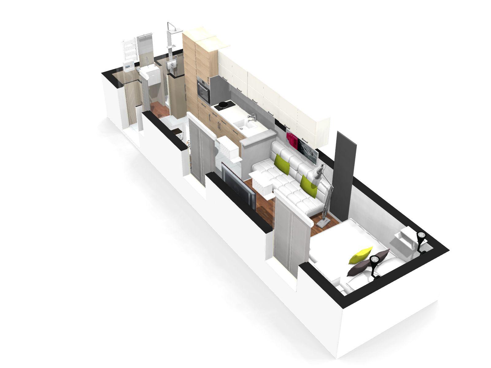Plan Maison Tout En Longueur Full Size Of Idee Plan Maison En