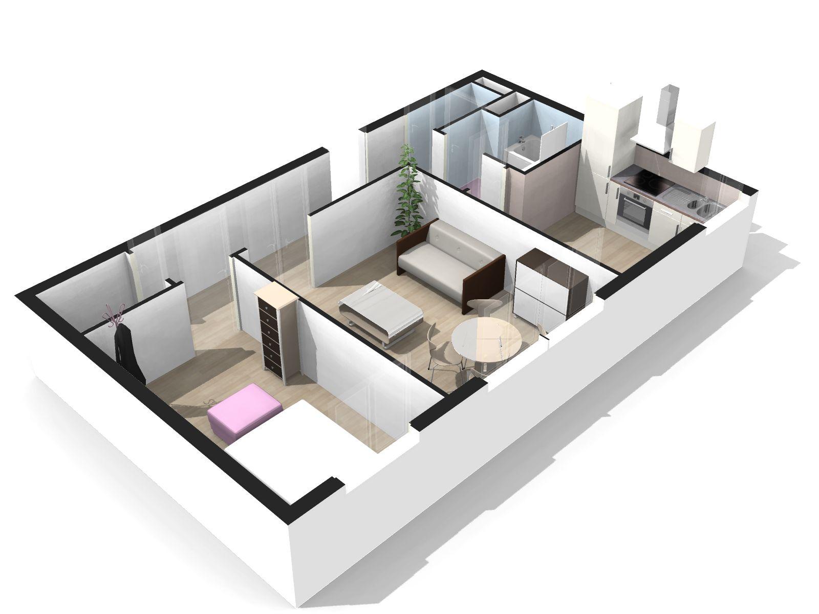 1117038 homebyme. Black Bedroom Furniture Sets. Home Design Ideas