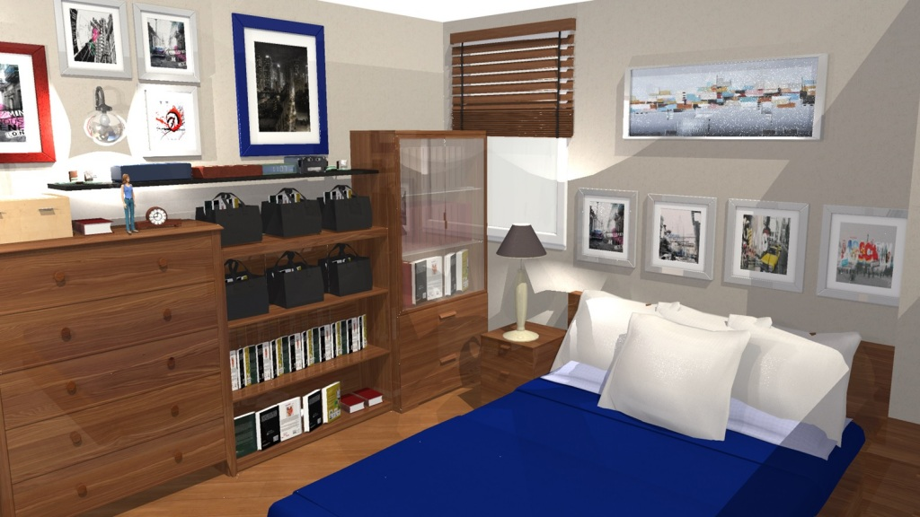SHELDON BEDROOM