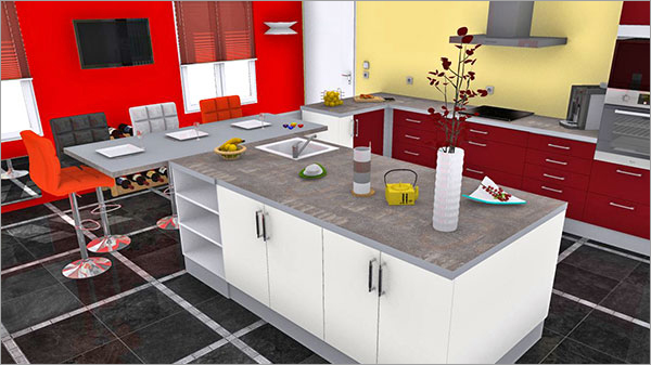 HomeByMe celebrates the kitchen with 10 great examples of user creativity