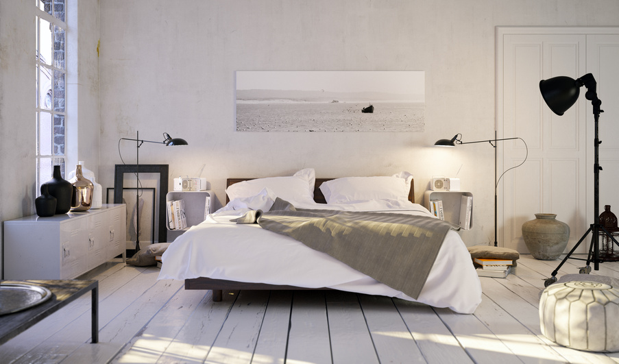 Decorating tips for a welcoming and zen bedroom | HomeByMe