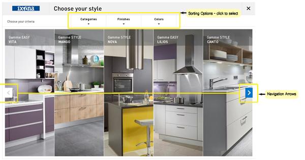 Exploring new designs kitchens homebyme for Kitchen design names