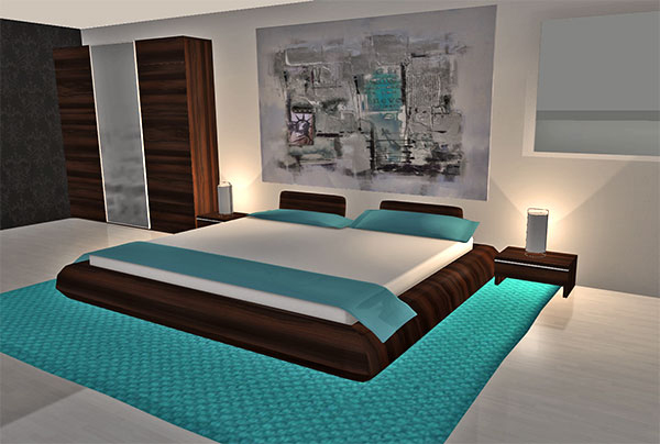 HomeByMe lets you create your own 3D home and decor & 10 Great HomeByMe bedroom designs | HomeByMe