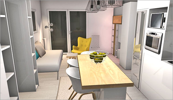 HomeByMe lets you create your own 3D home and decor