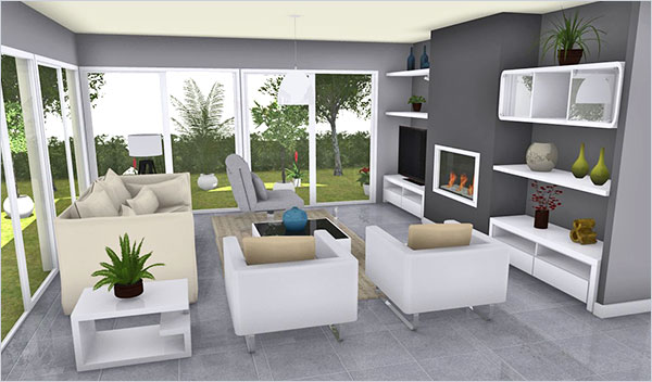 Charmant Simple But Elegant House Interior Design