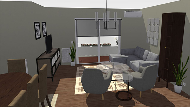 Spacious familial apartment baku final - bozbash