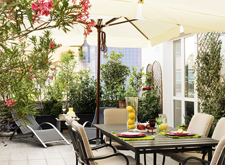 Comment Amnager Une Petite Terrasse   Homebyme