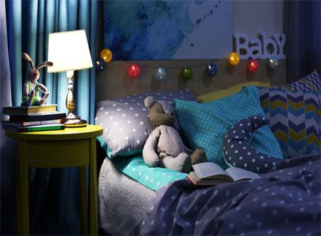 Diseño y decoración de un pequeño dormitorio infantil | HomeByMe