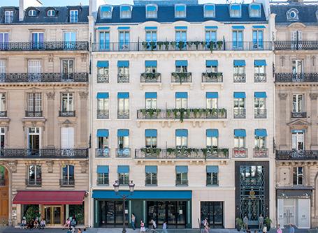Nolinski Paris - Vue extérieure